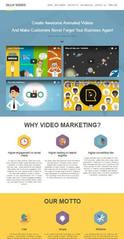 Ollo Video Marketing Oy