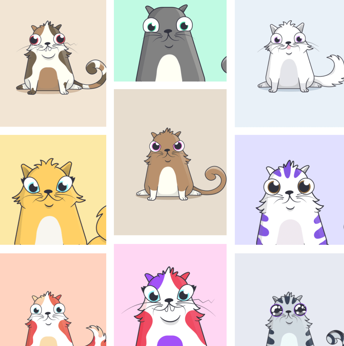 CryptoKitties (Growth Hacking)