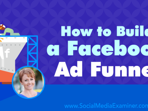 How to build a Facebook Ad Funnel (Podcast sharing)