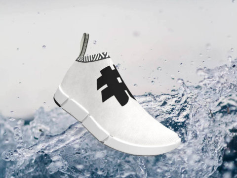 Introduce RENS – the world's first sneaker made from coffee & recycled plastic