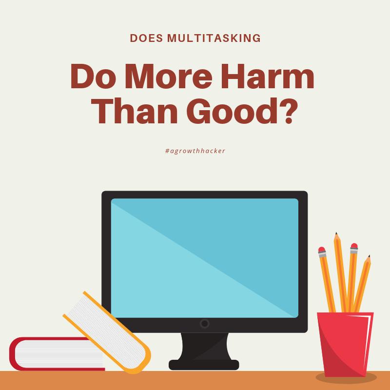 Multi-tasking: An essential skill or a health threat?