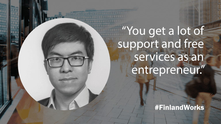 """Good News from Finland – """"My career: From start to Finnish"""""""