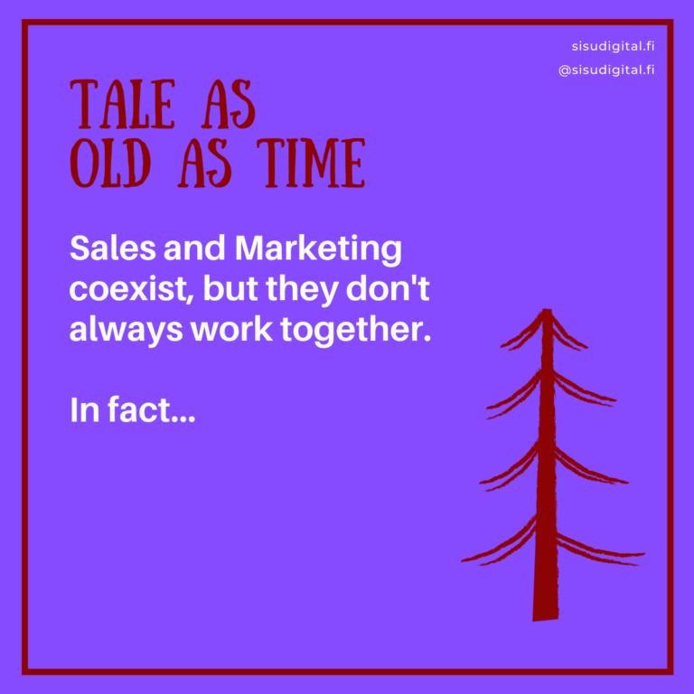 a sales and marketing love affair-2