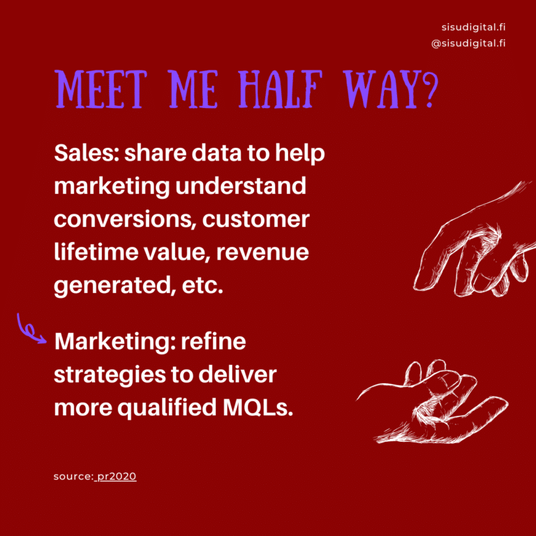 a sales and marketing love affair-8
