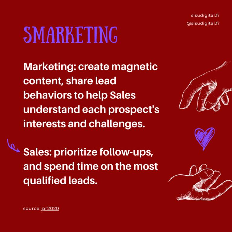 a sales and marketing love affair-9